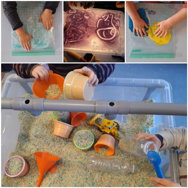 Spelend leren bij peuterspeelzaal en kinderdagverblijf de Bosuiltjes in den Haag